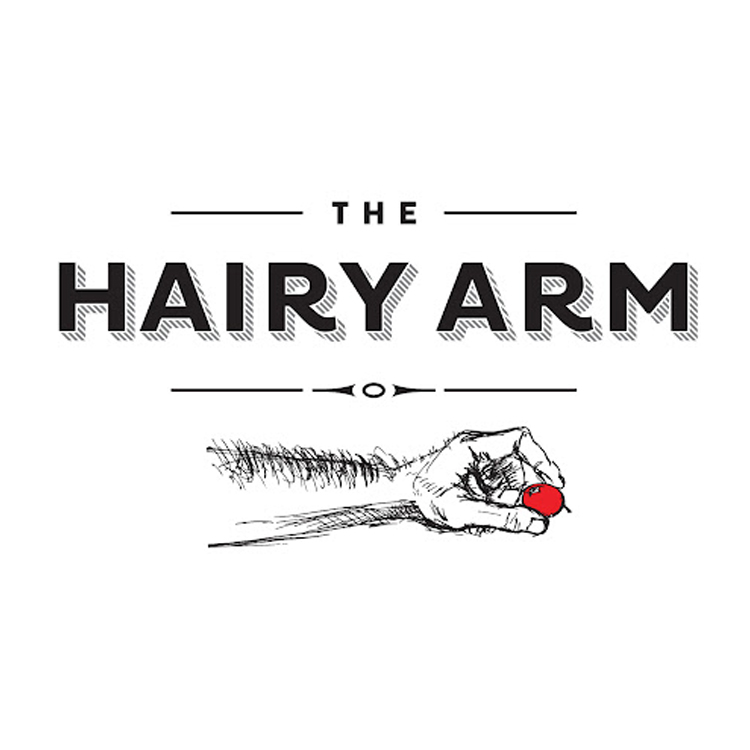 The hairy arm