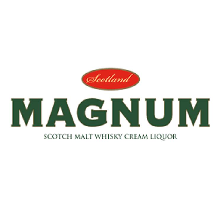 Magnum scotch malt whisky cream liquor