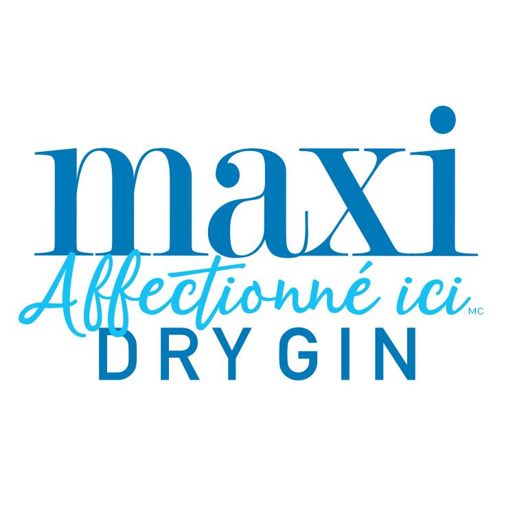 Maxi dry gin
